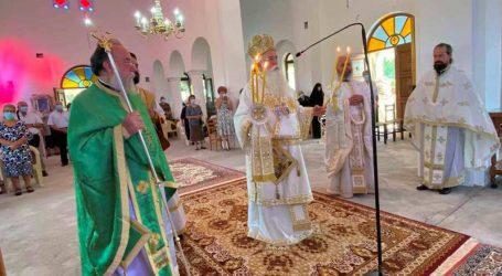 Ιγνάτιος: «Μεγάλη η παγίδα της πνευματικής αυτάρκειας»- Πανηγύρισε η Ιερά Μονή Τιμίου Προδρόμου Συκής