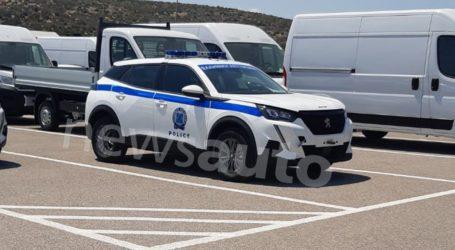Το Ελληνικό «Car of the Year» απέκτησε η Ελληνική Αστυνομία