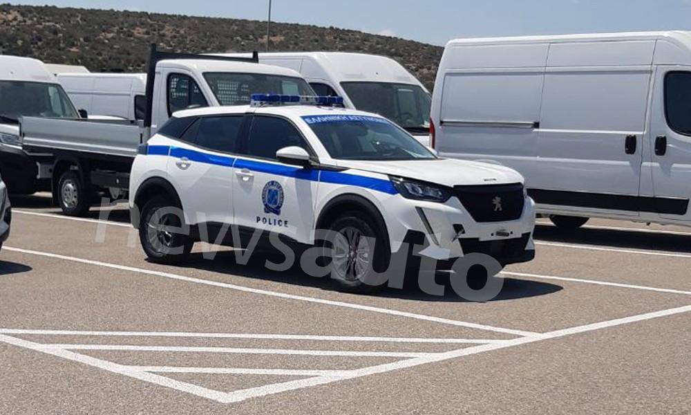 210813112108 1000 Peugeot 2008 police car Saribalidis
