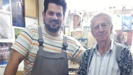 Βόλος: Έφυγε από τη ζωή ο παλιότερος ξυλογλύπτης