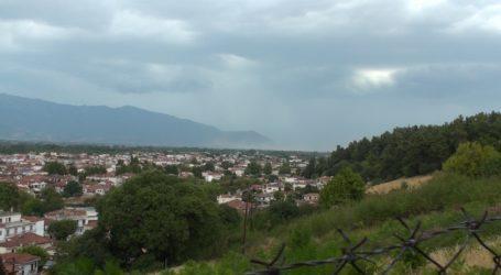 13 °C μέσα σε λίγα λεπτά έπεσε η θερμοκρασία στα Τρίκαλα