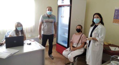 Συνεχίζονται οι εμβολιασμοί στην 1η ΤΟΜΥ Αγίου Γεωργίου Λάρισας