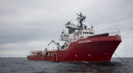 Το Ocean Viking διέσωσε 196 μετανάστες που κινδύνευαν στα διεθνή ύδατα