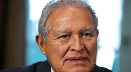Η Νικαράγουα έδωσε την υπηκοότητα σε πρώην πρόεδρο του Ελ Σαλβαδόρ που καταζητείται