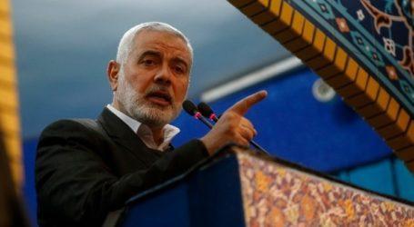Ο Ισμαήλ Χανίγια επανεξελέγη στην ηγεσία της Χαμάς