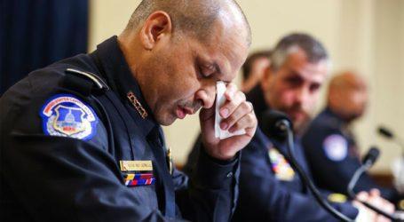 Τέσσερις τελικά οι αυτοκτονίες αστυνομικών που αντιμετώπισαν την εισβολή στο Καπιτώλιο
