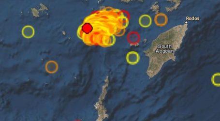 Σεισμός 5 Ρίχτερ στην Τήλο