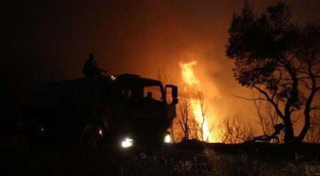 Εκκενώνονται προληπτικά άλλα δύο χωριά στην Εύβοια