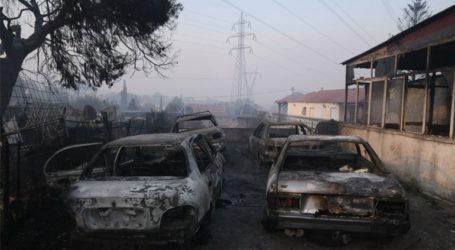 Εισαγγελική παρέμβαση για τα αίτια της πυρκαγιάς στη Βαρυμπόμπη