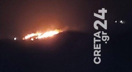 Συναγερμός στην Πυροσβεστική για φωτιά στο χωριό Φουρνή