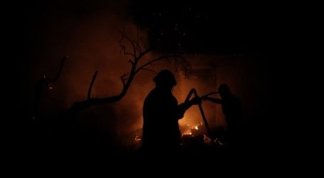 Εκκενώθηκαν Στροφυλιά και Κοκκινομηλιά στη Βόρεια Εύβοια