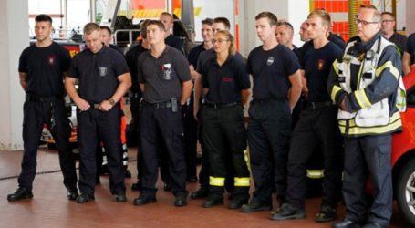 Η Γερμανία στέλνει πυροσβέστες και οχήματα στην Ελλάδα