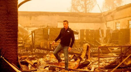 Τουλάχιστον 8 άνθρωποι αγνοούνται λόγω πυρκαγιών