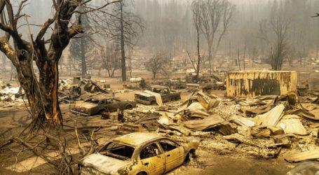 Η πυρκαγιά Ντίξι είναι η δεύτερη μεγαλύτερη στην ιστορία της Καλιφόρνια