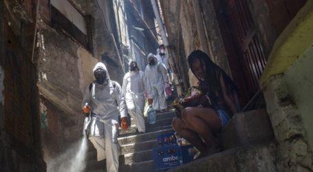 411 θάνατοι το τελευταίο 24ωρο στη Βραζιλία