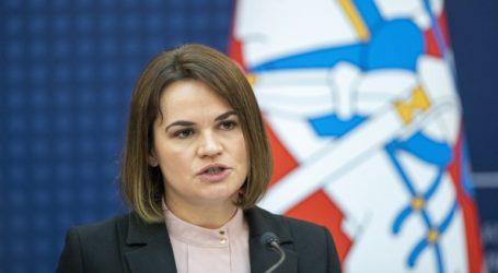 Η επικεφαλής της αντιπολίτευσης υποσχέθηκε ότι θα συνεχίσει τη μάχη
