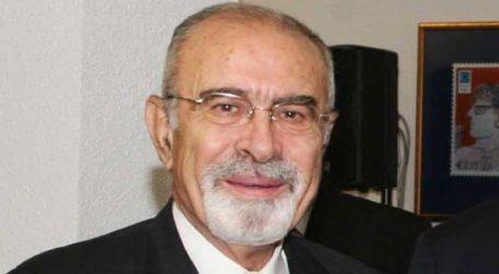 Έφυγε από τη ζωή ο πρώην υπουργός και βουλευτής της ΝΔ, Άγγελος Μπρατάκος