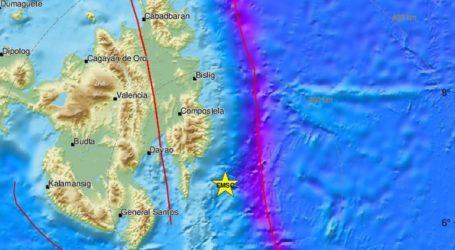 Δεν υπάρχει κίνδυνος για τσουνάμι από τον ισχυρό σεισμό 7,1 Ρίχτερ