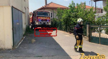 Επικές μανούβρες από τα γαλλικά πυροσβεστικά στα… στενά του Νεοχωρίου