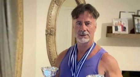 Πέθανε σε τροχαίο μαζί με τον γιο του ο αθλητής της χειροπάλης Γιώργος Ρασσιάς