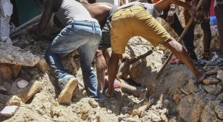 Αϊτή: 227 οι νεκροί από τον ισχυρό σεισμό