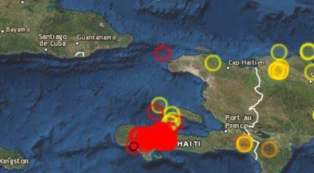 Μετασεισμός 5,9 Ρίχτερ στην Αϊτή