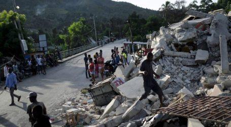 Στους 1.419 οι νεκροί από τον σεισμό στην Αϊτή