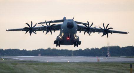 Μεταγωγικό της γερμανικής Πολεμικής Αεροπορίας προσγειώθηκε στην Καμπούλ
