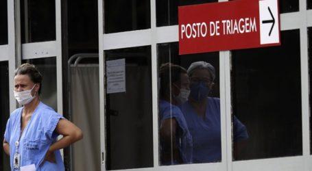 979 θάνατοι το τελευταίο 24ωρο στη Βραζιλία