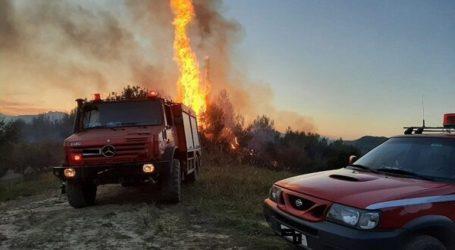 Υπό έλεγχο η πυρκαγιά σε δασική περιοχή της Ξάνθης