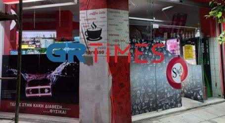 Ληστεία σε κατάστημα take away στους Αμπελόκηπους