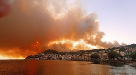 """""""Μπλόκο"""" στις ανεμογεννήτριες στα καμμένα της Εύβοιας επιχειρεί να βάλει ο δήμος Λίμνης-Αγίας Άννας"""