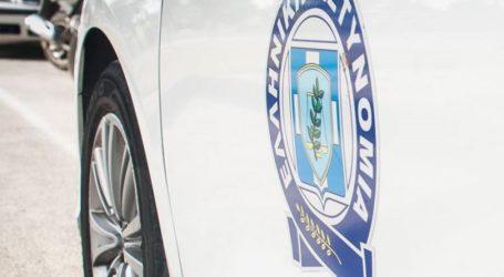 Ταυτοποιήθηκε και ο τρίτος δράστης της κλοπής σε συνεργείο αυτοκινήτων στην Καρδίτσα