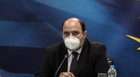 Αναβαθμισμένος στην Κυβέρνηση ο Χρήστος Τριαντόπουλος