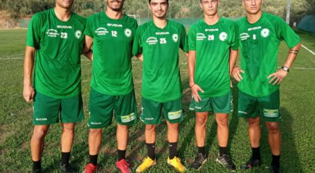 Νέοι ποδοσφαιριστές στον Θησέα