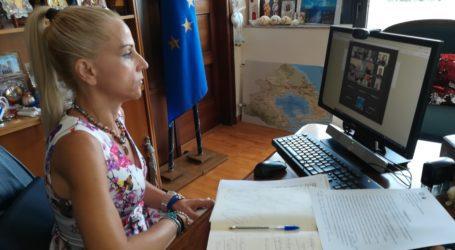 Βόλος: Έκτακτη σύσκεψη της Πολ. Προστασίας υπό την Κολυνδρίνη και τον Αγοραστό
