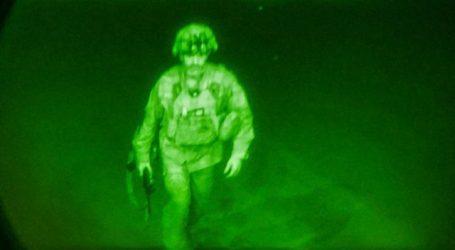 Αφγανιστάν – Ο Αμερικανός αξιωματικός που έφυγε τελευταίος