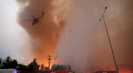 Εύβοια – «Μαζέψτε τους Ρουμάνους πυροσβέστες γιατί θα τα σβήσουν όλα» – Απίστευτη καταγγελία στο MEGA