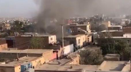 Αφγανιστάν – Συγκλονιστικά βίντεο από τη νέα έκρηξη που συγκλόνισε την Καμπούλ