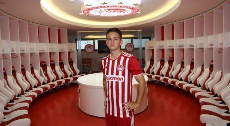 Καρμπόβνικ – «Κορυφαίος ευρωπαϊκός σύλλογος ο Ολυμπιακός – Είμαι ενθουσιασμένος»