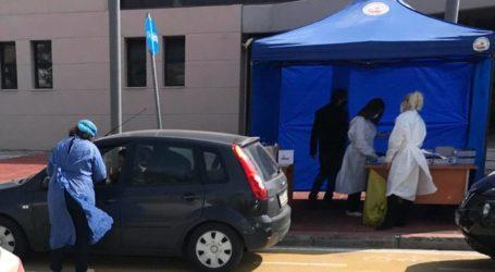 Κορωνοϊός: Δέκα νέα θετικά κρούσματα έδειξαν τα rapid tests στη Μαγνησία