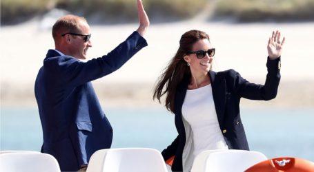 Πρίγκιπας William και Kate Middleton: Οικογενειακές διακοπές στην Κορνουάλη