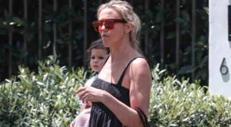 Cameron Diaz: Η πρώτη δημόσια εμφάνιση με την κόρη της Raddix