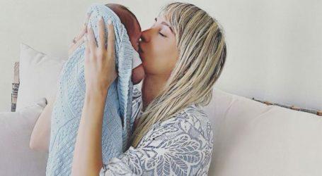 Μαρία Ματσούκα: Μας δείχνει για πρώτη φορά το πρόσωπο του γιου της!