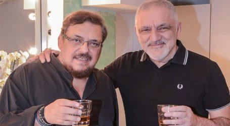 Νίκος Πορτοκάλογλου: Συγκινεί η ανάρτηση για τον φίλο του Λαυρέντη Μαχαιρίτσα