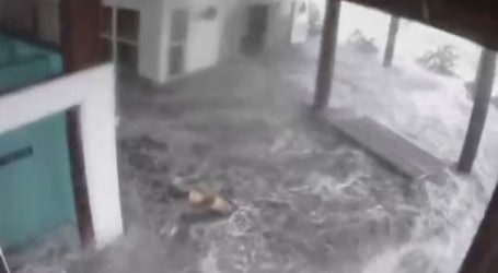 ΗΠΑ – Ο τυφώνας Άιντα «σαρώνει» τη Λουιζιάνα – Ένας νεκρός από πτώση δένδρου