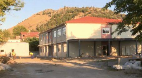 Έτοιμο να λειτουργήσει το νέο δημοτικό σχολείο στο Δαμάσι – Τι λέει ο διευθυντής του σχολείου (video)