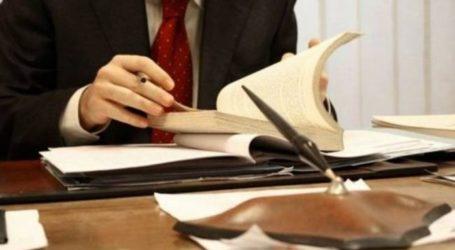 Δικηγόροι – Η κυβέρνηση ενδιαφέρεται για την επίσπευση δικών που αφορούν τις Τράπεζες – Αποχή από διαδικασίες αναγκαστικής εκτέλεσης