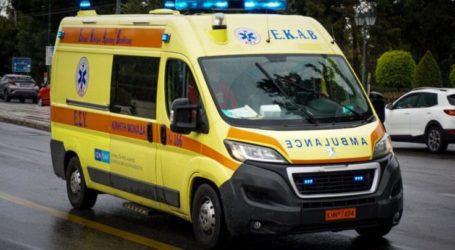 28χρονος Φαρσαλινός σκοτώθηκε σε τροχαίο στην επαρχιακή οδό Παλαμά – Φαρσάλων