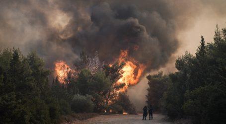 Φωτιές – 39 δασικές πυρκαγιές εκδηλώθηκαν το τελευταίο 24ωρο σε όλη την Ελλάδα